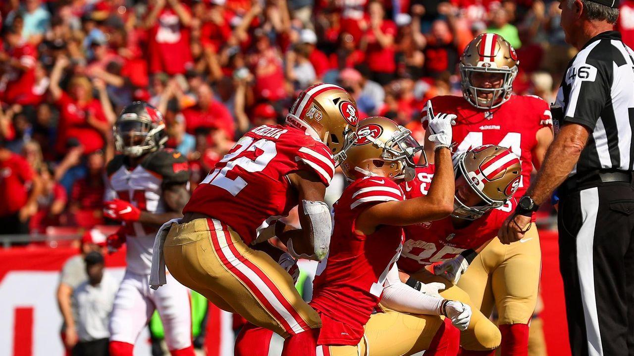 San Francisco 49ers (2-9)  - Bildquelle: Getty