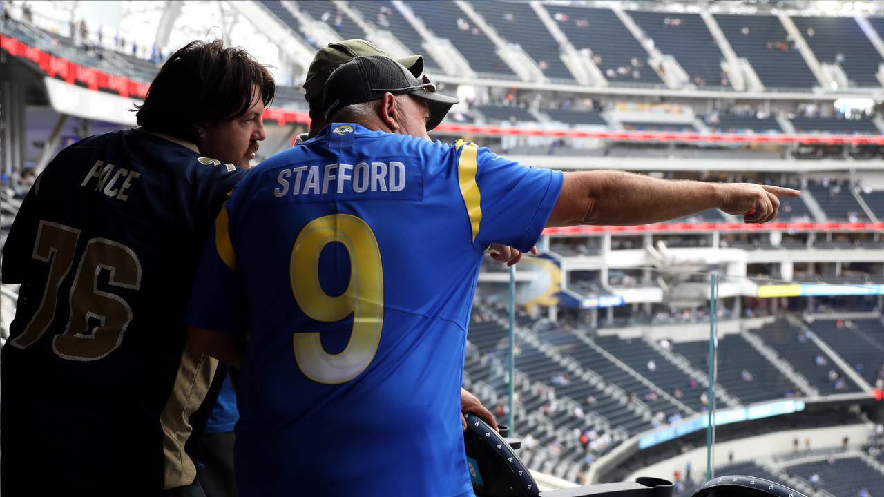 Platz 12: Los Angeles Rams - Bildquelle: Getty ImagesGetty Images