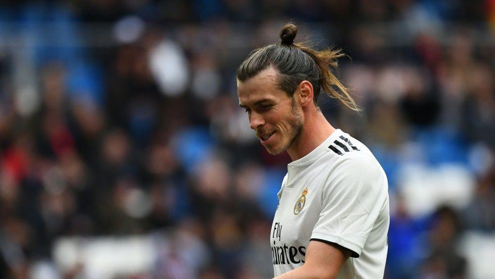 Bale steht bei Real Madrid vor dem Abgang - Bildquelle: AFPSIDGABRIEL BOUYS