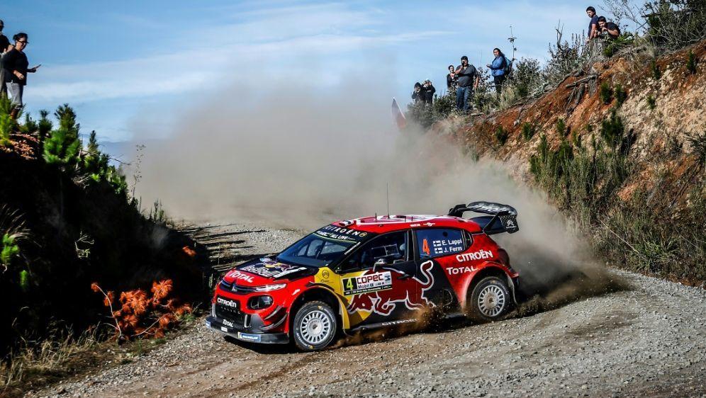 Rallye Chile im April 2020 wegen Unruhen abgesagt - Bildquelle: PIXATHLONPIXATHLONSID