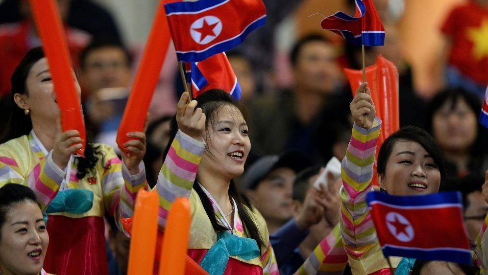 Lage zwischen Nord- und Südkorea bleibt angespannt - Bildquelle: AFPSIDNHAC NGUYEN
