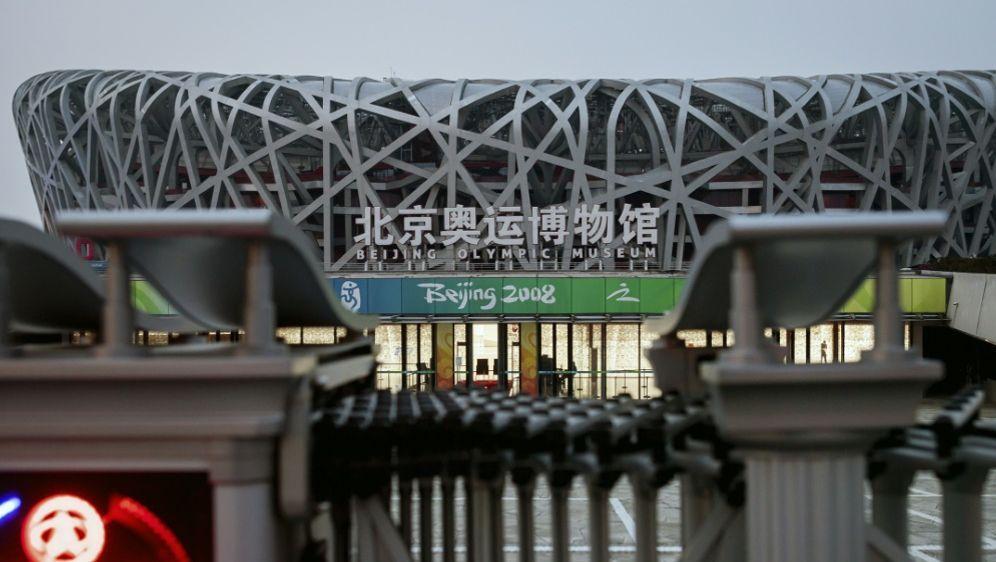 Sportstätten in China bleiben bis auf Weiteres verwaist - Bildquelle: AFPSIDNICOLAS ASFOURI