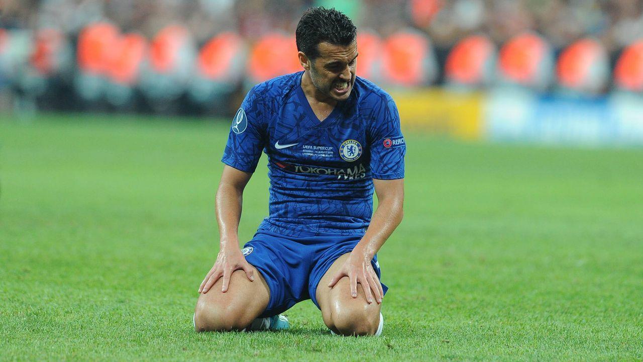 Pedro (FC Chelsea) - Bildquelle: imago