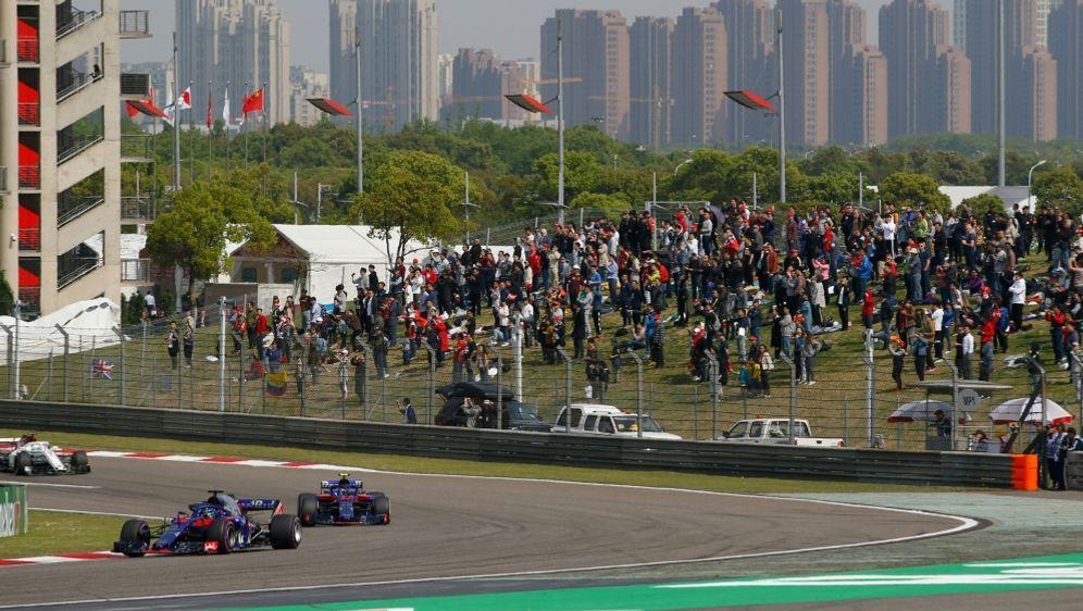 In China findet der 1000. Grand Prix der Formel 1 statt - Bildquelle: PIXATHLONPIXATHLONSID