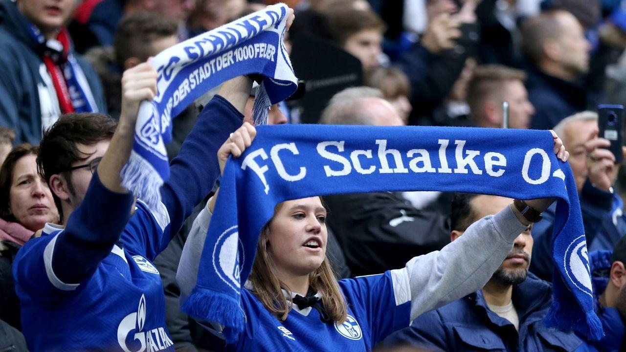 Platz 6: FC Schalke 04  - Bildquelle: 2019 Getty Images