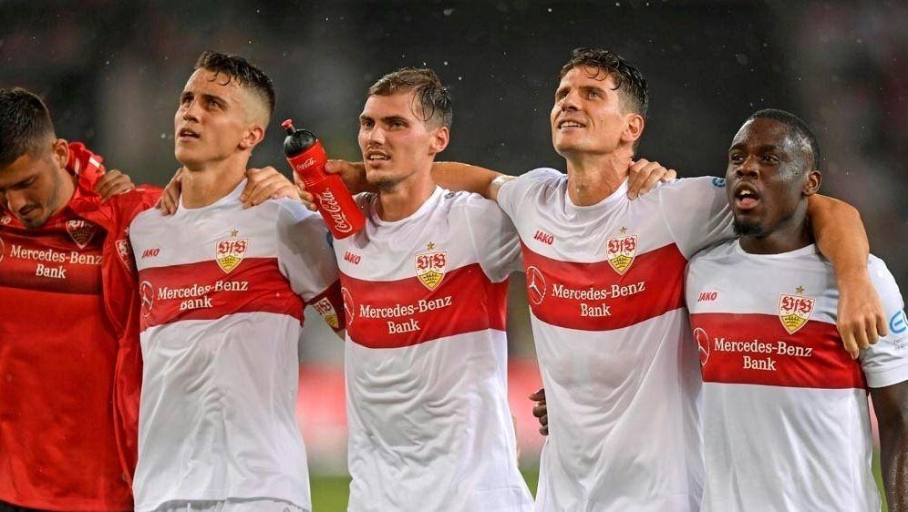 Der VfB rückt zusammen - Spieler verzichten auf Gehalt - Bildquelle: PIXATHLONPIXATHLONSID