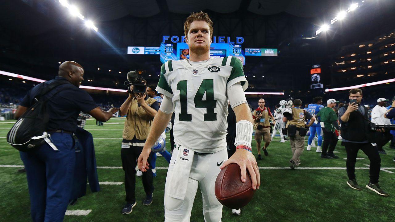 New York Jets (New York Titans) - Bildquelle: Getty Images