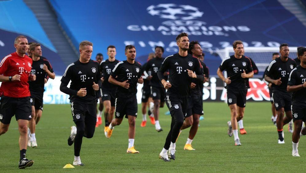Die Bayern werden mit Ivan Perisic beginnen - Bildquelle: AFPSIDRAFAEL MARCHANTE
