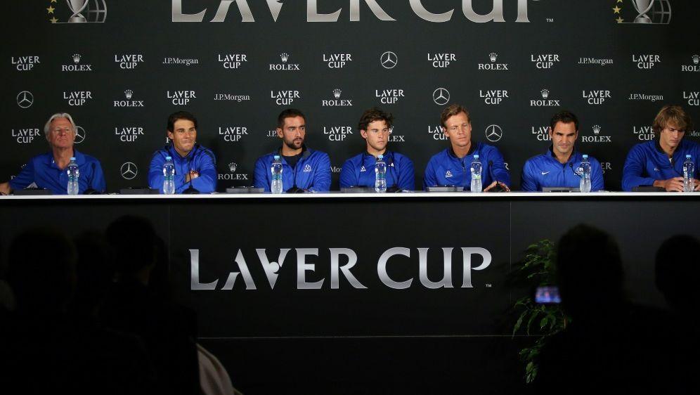 Ab sofort fester Bestandteil der ATP-Tour: Laver Cup - Bildquelle: PIXATHLONPIXATHLONSID