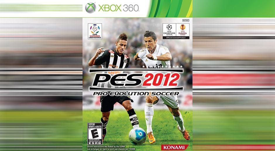 PES 2012 - Bildquelle: Konami