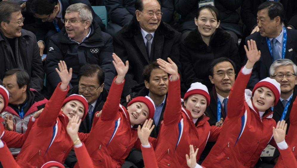 Nordkorea Medaillenspiegel