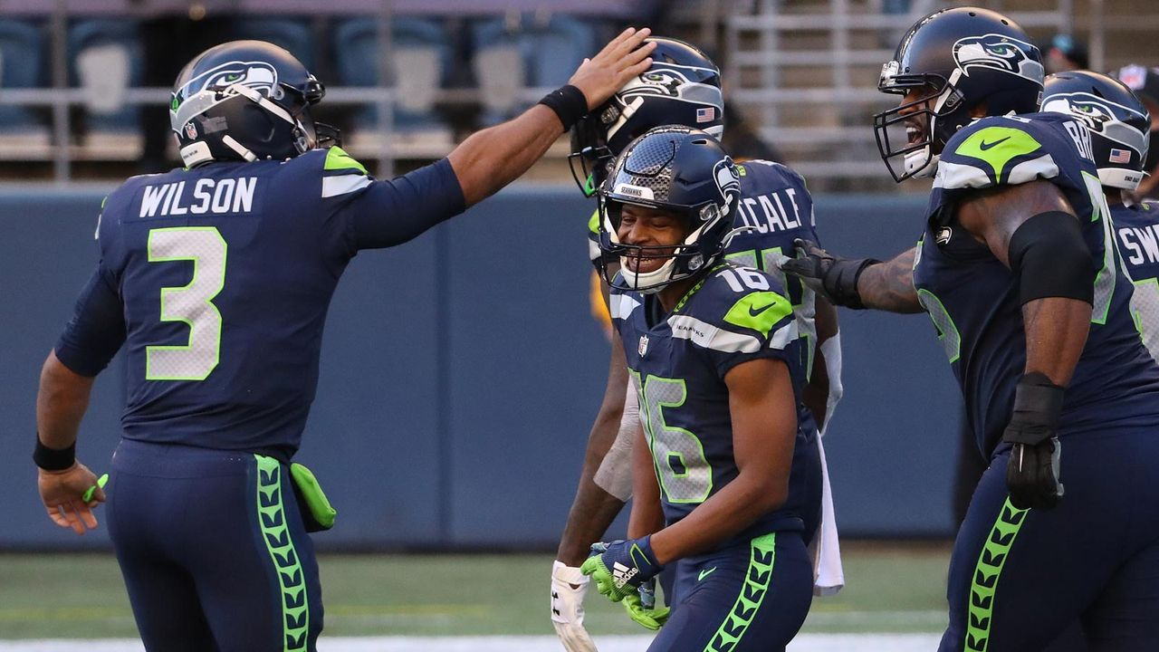 Platz 8 - Seattle Seahawks - Bildquelle: 2020 Getty Images
