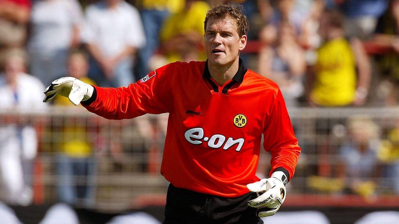 Jens Lehmann (1999 - 2003) - Bildquelle: Imago Images
