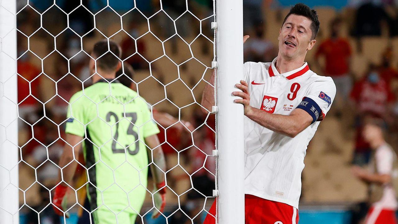 Gruppe E: Polen erreicht das Achtelfinale ... (1 Punkte/2:3 Tore) - Bildquelle: getty