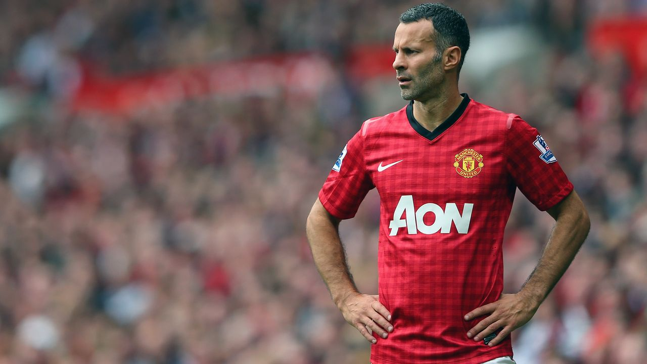 Platz 2 - Ryan Giggs - Bildquelle: 2012 Getty Images