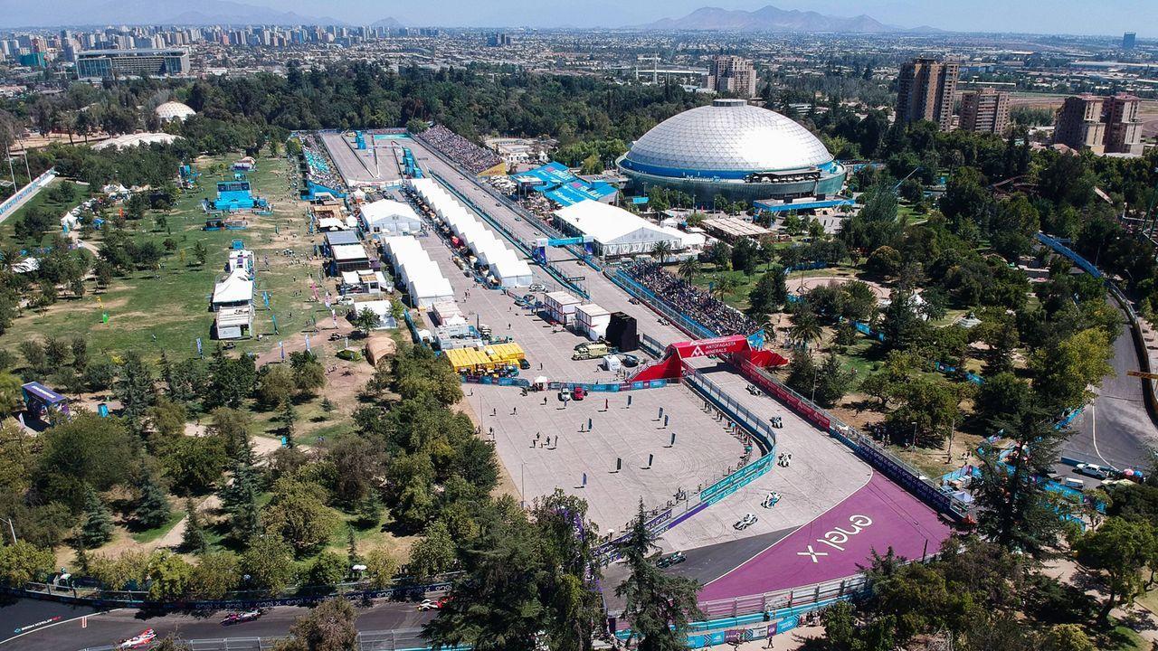 Saisonauftakt in Santiago de Chile - Bildquelle: imago/Photosport