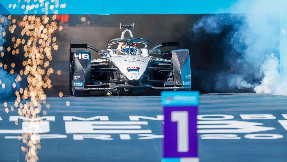 Edoararo Mortara - Bildquelle: Motorsport Images