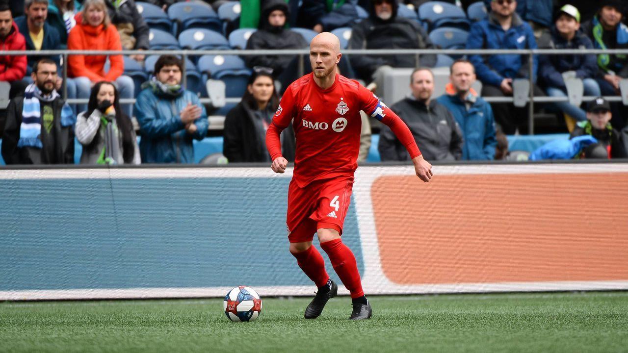 Platz 3: Michael Bradley (Toronto FC) - Bildquelle: imago images / ZUMA Press
