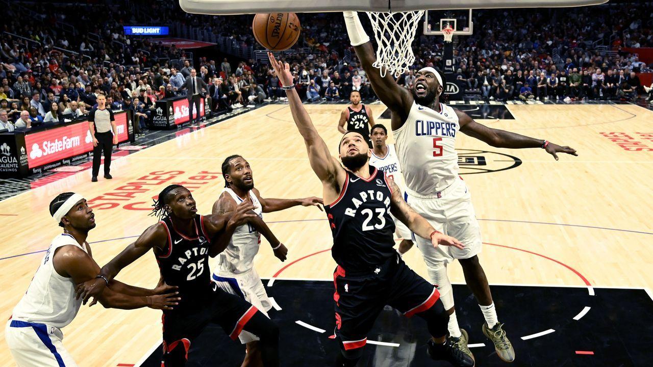 Osten: Toronto Raptors - Bildquelle: imago images/ZUMA Press
