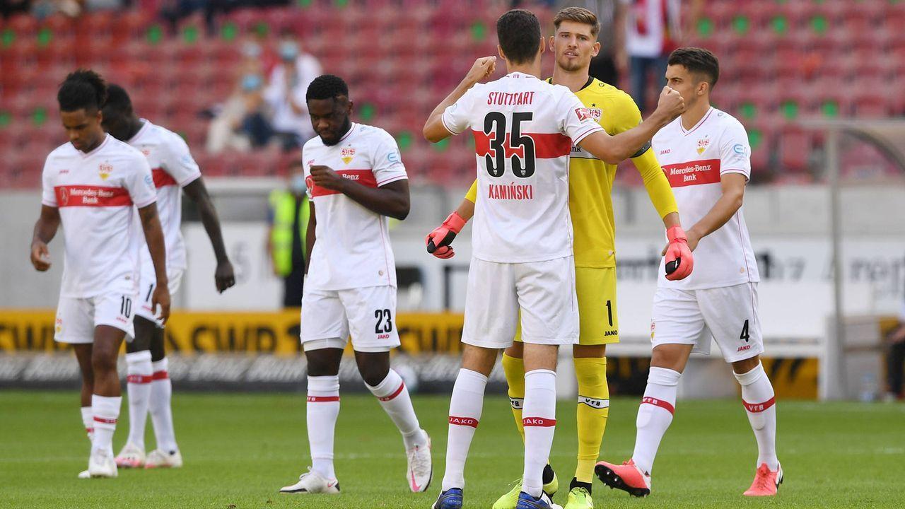 VfB Stuttgart - Bildquelle: Imago Images