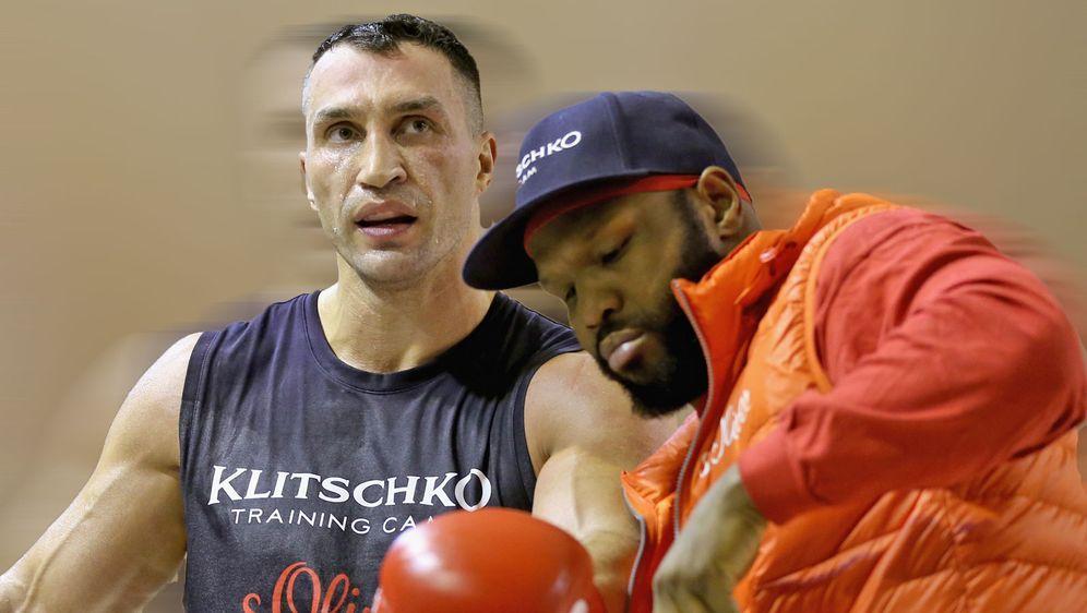 Jonathon Banks war Wladimir Klitschkos letzter Trainer. - Bildquelle: Getty Images