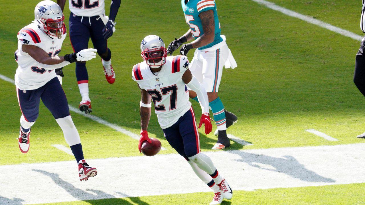 J.C. Jackson (New England Patriots) - Bildquelle: Getty