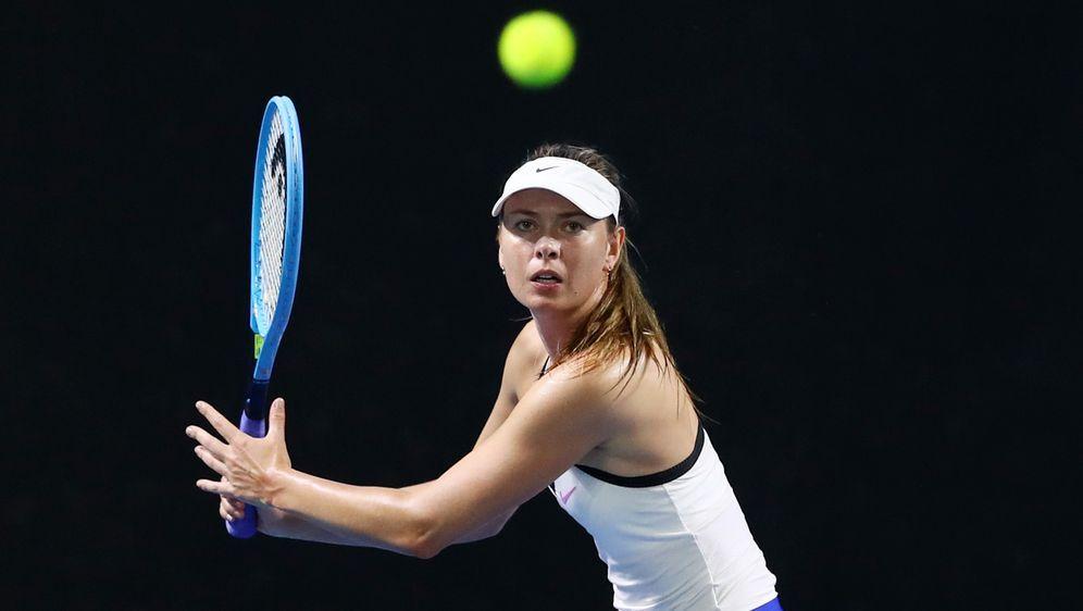 Dank einer Wildcard bei den Australian Open dabei: Maria Scharapowa. - Bildquelle: 2020 Getty Images