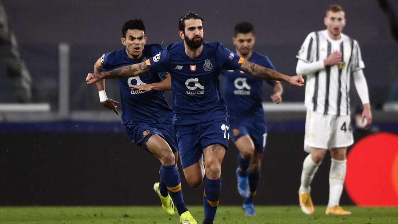 Juventus Turin - FC Porto (Saison 2020/21) - Bildquelle: imago images/LaPresse