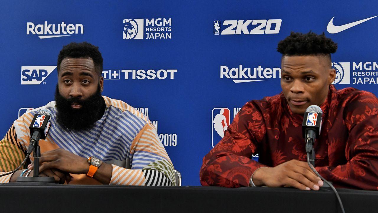 Platz 5: Houston Rockets - Bildquelle: imago