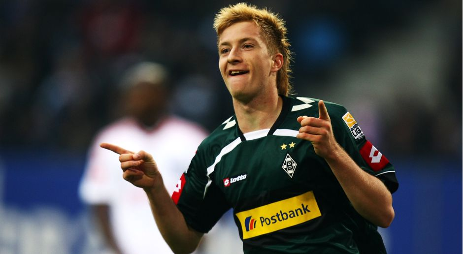 2009 - Marco Reus zu Borussia Mönchengladbach (1 Mio.) - Bildquelle: 2009 Getty Images