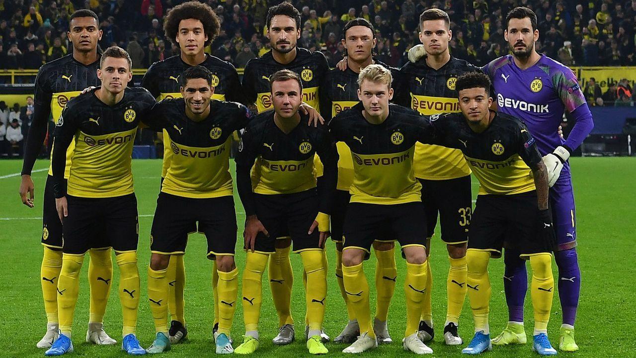 Die Noten der BVB-Stars  - Bildquelle: imago
