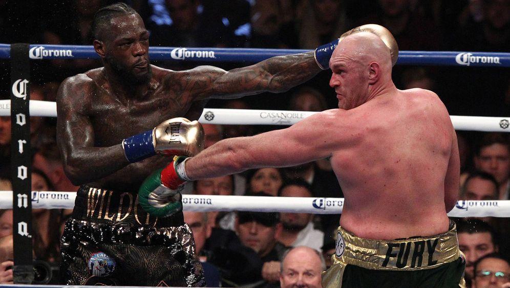 Deontay Wilders Titelverteidigung gegen Fury war umstritten. - Bildquelle: imago/ZUMA Press