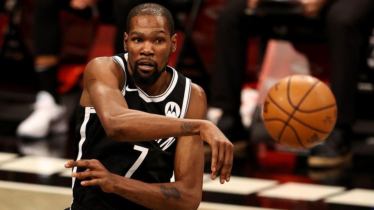 Platz 10: Kevin Durant (Basketball) - Bildquelle: Getty Images