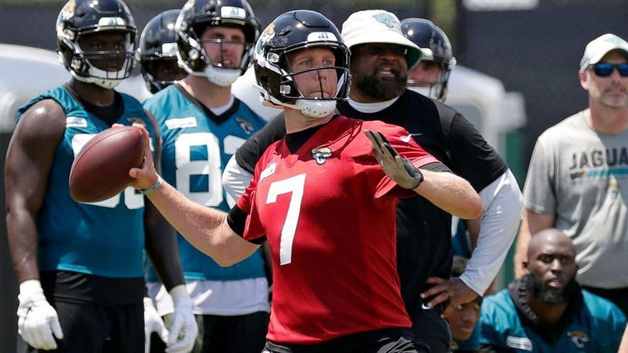 Jacksonville Jaguars: Nick Foles - Bildquelle: Jacksonville Jaguars