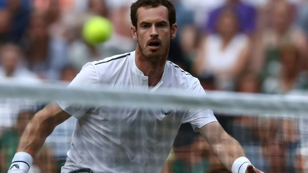 Andy Murray wird bei den US Open nicht antreten - Bildquelle: PIXATHLONPIXATHLONSID