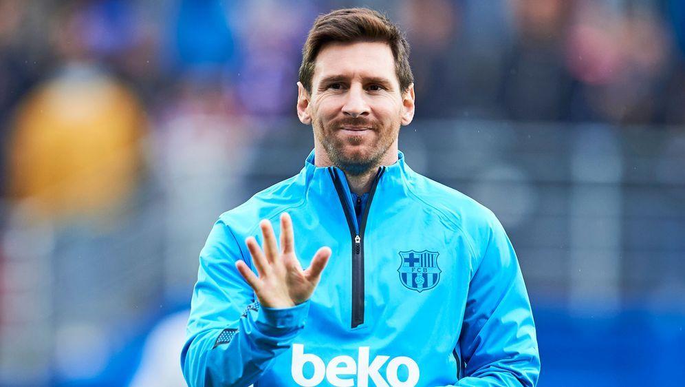 Lionel Messi hätte sich über eine Neymar-Rückkehr gefreut - Bildquelle: Getty images 2019