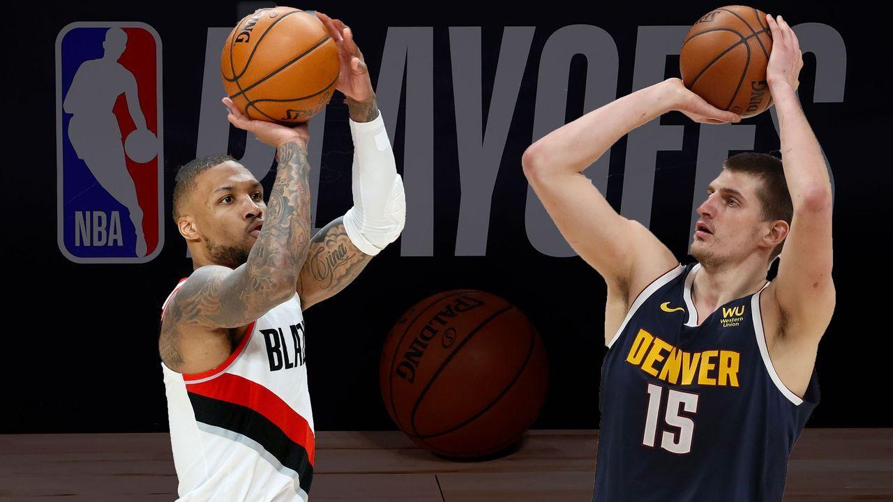 Portland Trail Blazers (6) vs. Denver Nuggets (3) - Bildquelle: 2020 Getty Images