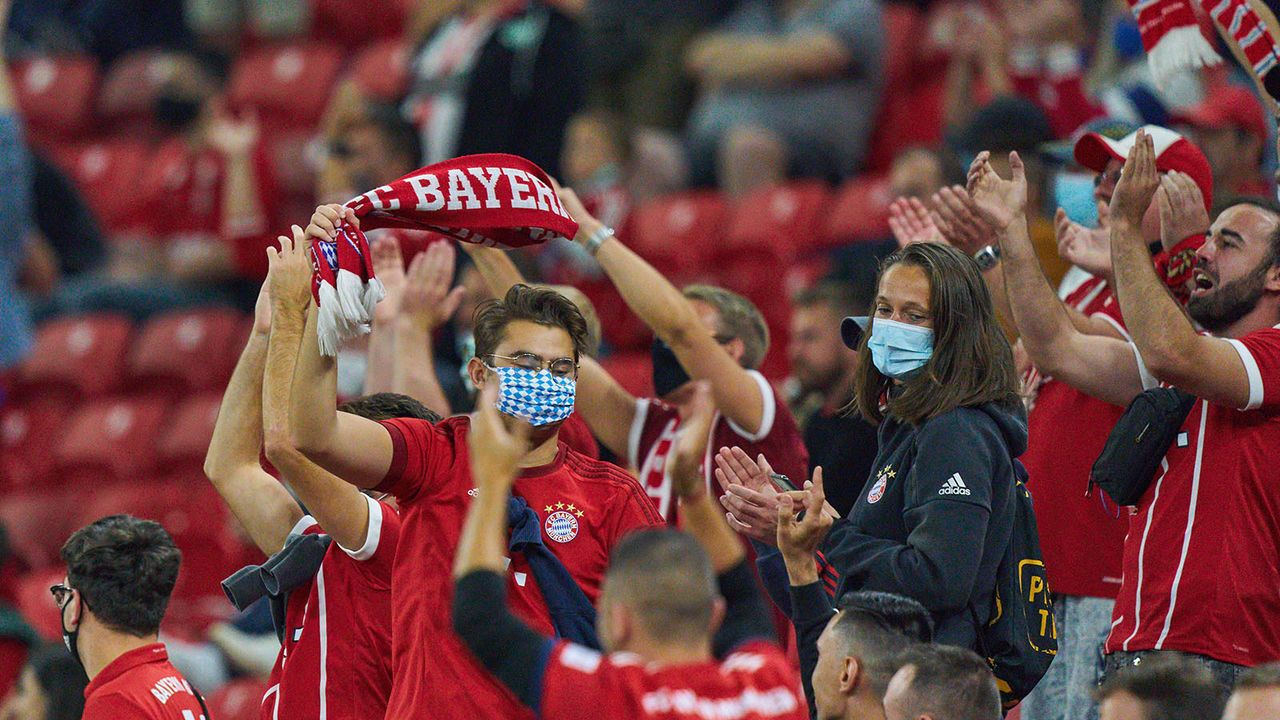 FC Bayern München - Bildquelle: imago images/Sven Simon