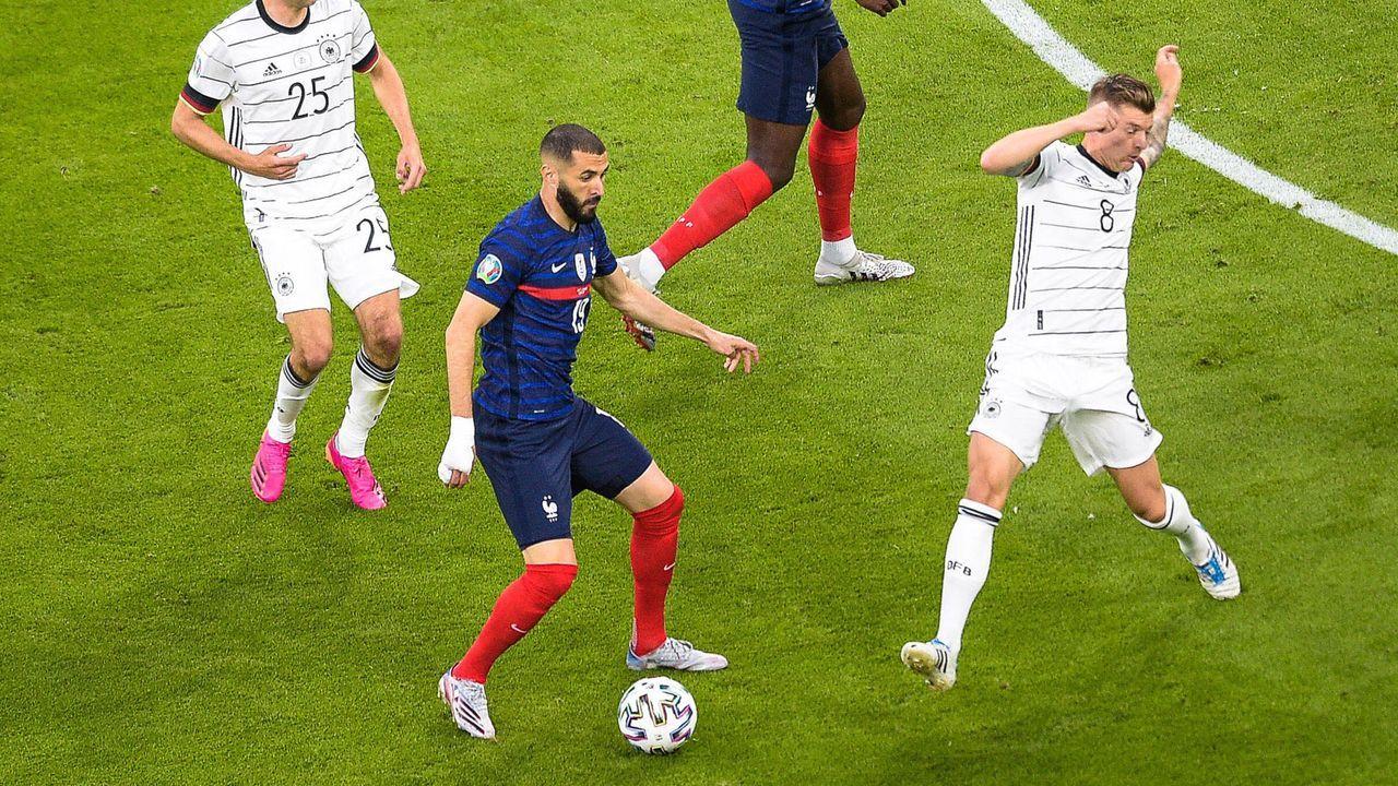 Karim Benzema (Frankreich) - Bildquelle: imago
