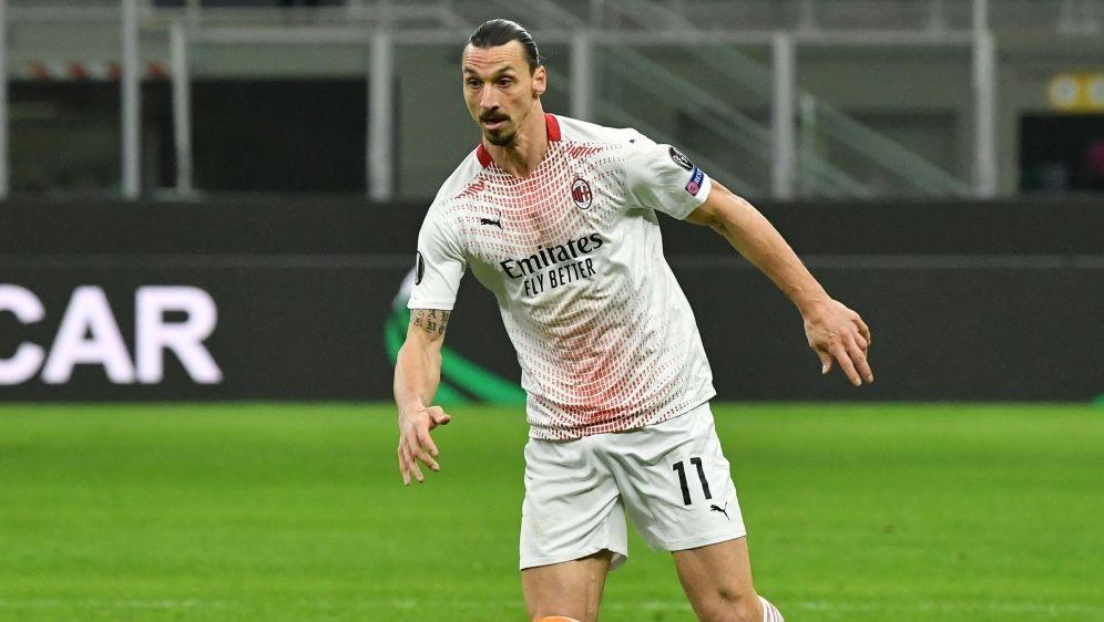 Ibrahimovic trifft auf Ex-Klub - Bildquelle: AFPSIDTIZIANA FABI