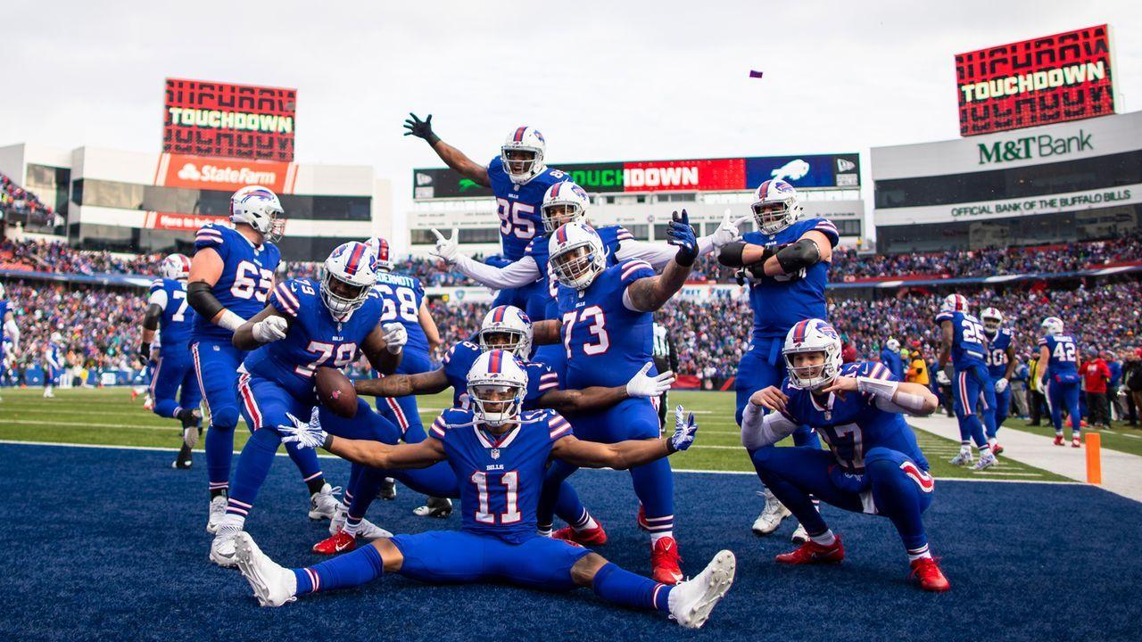 Buffalo Bills - Bildquelle: Getty Images