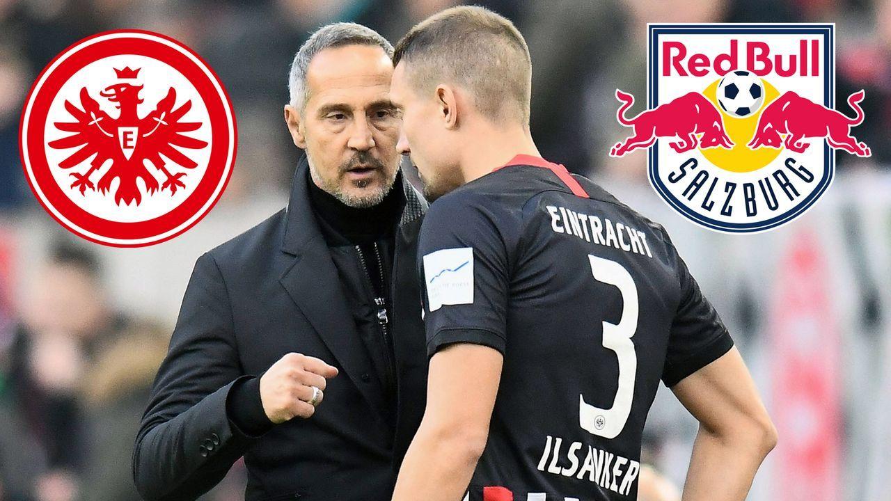 So viel Red Bull Salzburg steckt in Eintracht Frankfurt - Bildquelle: imago images/Jan Huebner