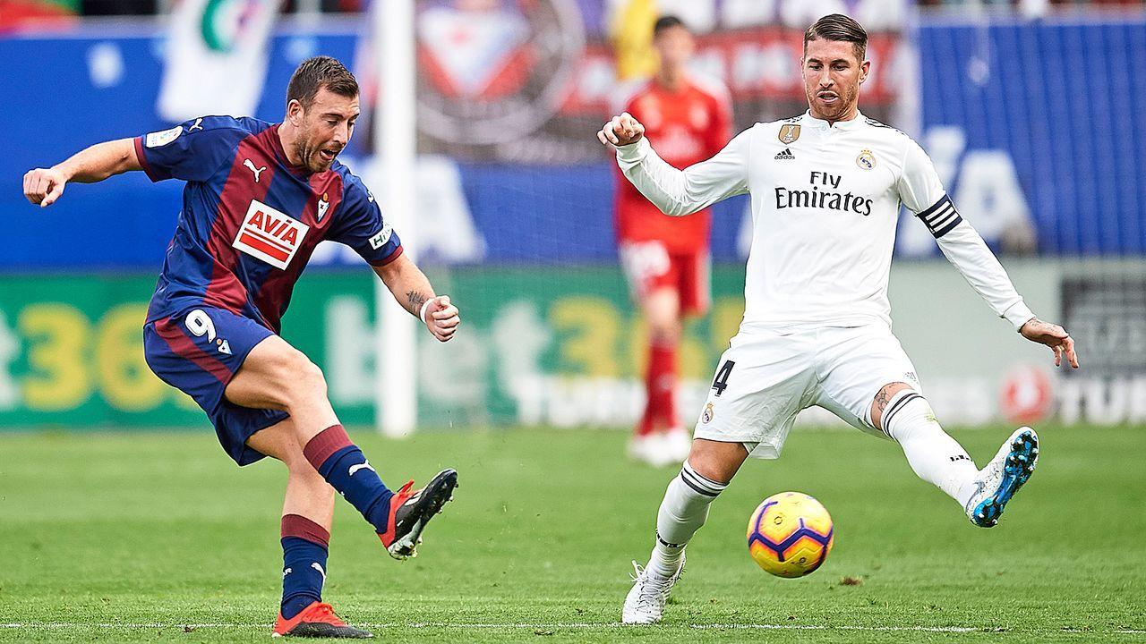 Sergio Ramos weist Doping-Vorwürfe zurück - Bildquelle: 2018 Getty Images