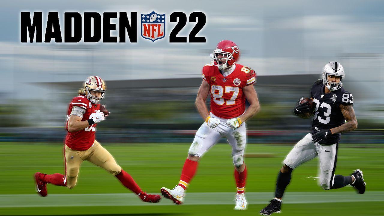 Madden NFL 22: Die Top10 Tight Ends - Bildquelle: 2021 Getty Images
