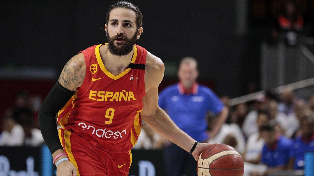 Ricky Rubio (28, Spanien) - Bildquelle: imago images / ZUMA Press