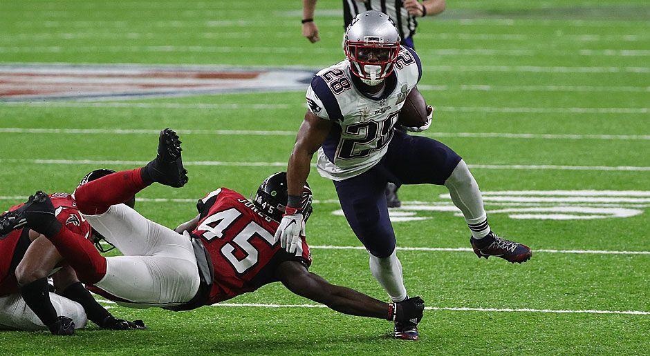 8. neuer Rekord: Meiste Punkte eines Spielers in einem Super Bowl - Bildquelle: 2017 Getty Images