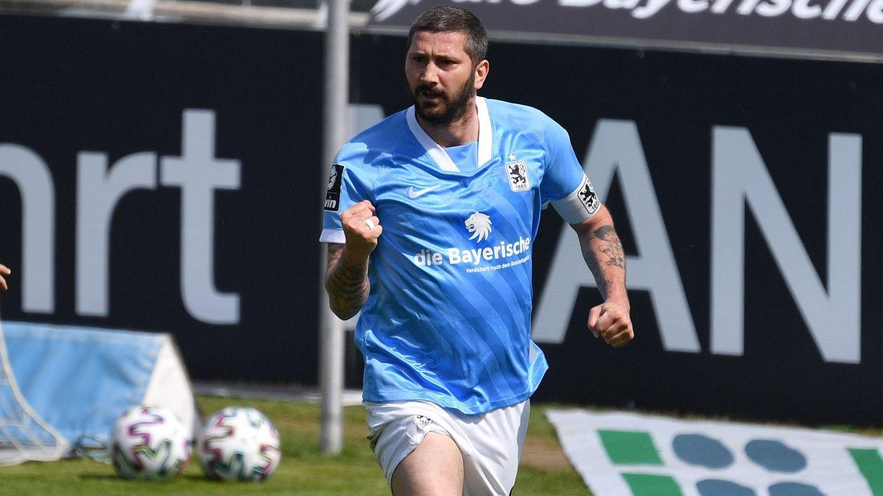 4. Platz: TSV 1860 München (57 Punkte) - Bildquelle: Imago Images