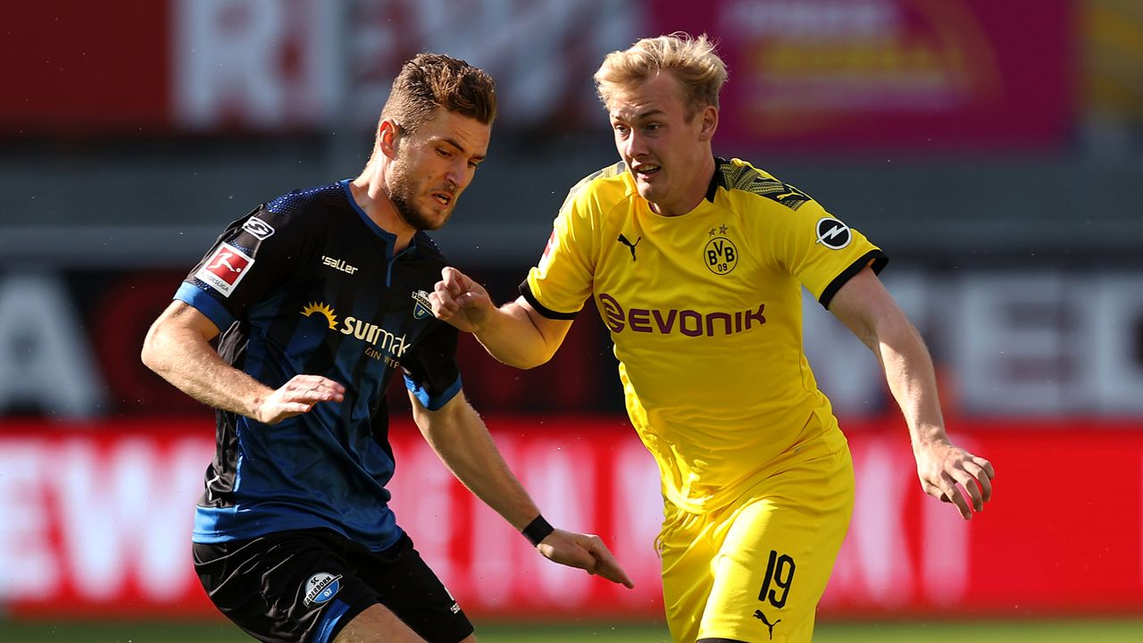 Julian Brandt - Bildquelle: 2020 Getty Images
