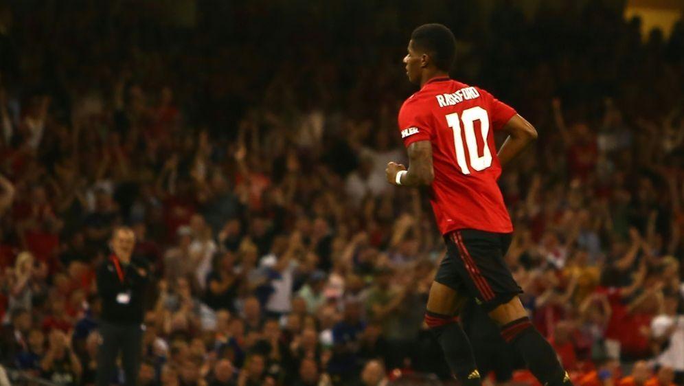 Manchester United kam nicht über ein 1:1 hinaus - Bildquelle: AFPSIDGEOFF CADDICK