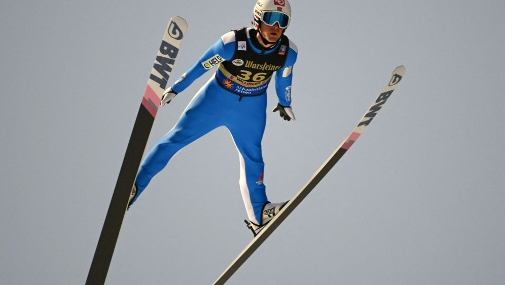 Daniel-Andre Tande startet beim Continental-Cup in Oslo - Bildquelle: AFPSIDINA FASSBENDER